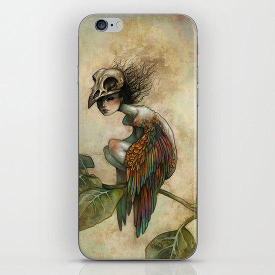 Soul of a Bird iPhone & iPod Skin