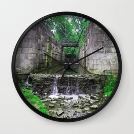 Side Cut Symphony Wall Clock