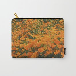 California Poppies 003 Carry-All Pouch