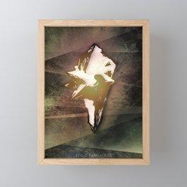 Crystal - FFIX Framed Mini Art Print