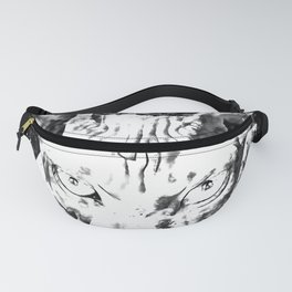 sphynx cat from hell wsbw Fanny Pack