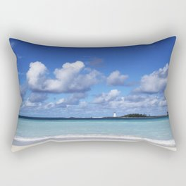 Bahamas Cruise Series 122 Rectangular Pillow