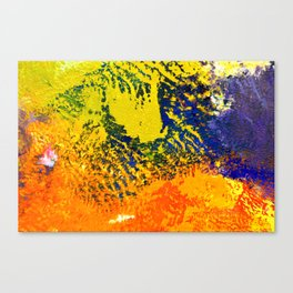 Great Barrier Canvas Print