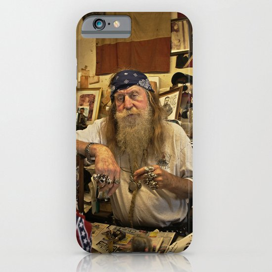 Wildman. iPhone & iPod Case