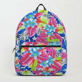 Kissing in Kona Backpack