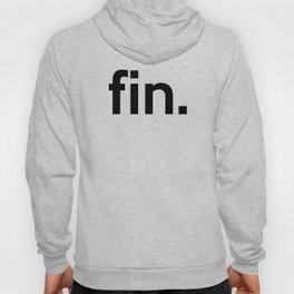 fin. Hoody