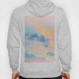 Unicorn Pastel Clouds #6 #decor #art #society6 Hoody