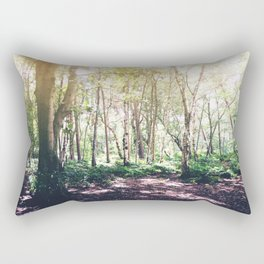 Dappled Forest Rectangular Pillow