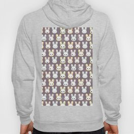 Easter gifts   Easter Bunny   Easter decorations   Spring decor   Rabbit gifts Hoody
