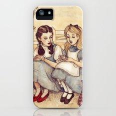 Dorothy and Alice Slim Case iPhone (5, 5s)