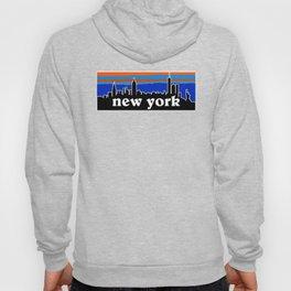New York Cityscape Hoody