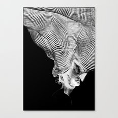 CHANGE INVERT Canvas Print