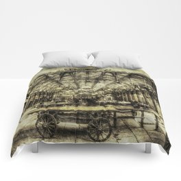 Covent Garden London Vintage Comforters