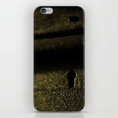 Keeping Secrets iPhone & iPod Skin