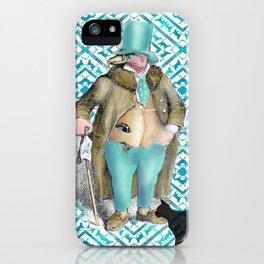 Whimsical Bird iPhone Case