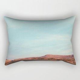 Texas I-10 Rectangular Pillow