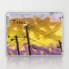 High Wire Act Laptop & iPad Skin