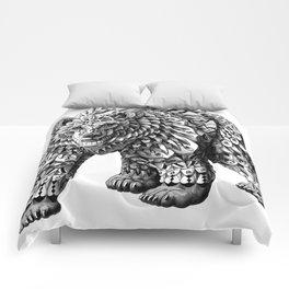 Ornate Bear Comforters