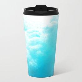 Underwater Explosion Metal Travel Mug