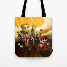 Super Mario Bros. The Movie: The Game Tote Bag