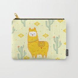 Alpaca summer Carry-All Pouch