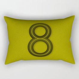 Infinite 8 Rectangular Pillow