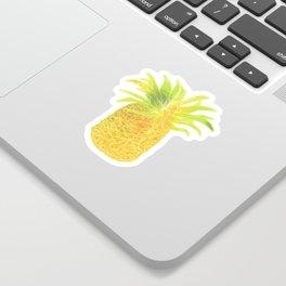 I am a cactus : pine Sticker