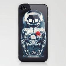 Nesting Doll X-Ray iPhone & iPod Skin