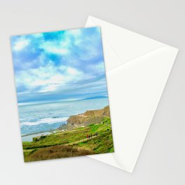 Sutro Baths in January Stationery Cards