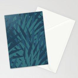 Jungle Blues Stationery Cards