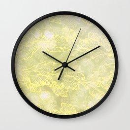 Sagesse - Wisdom Wall Clock