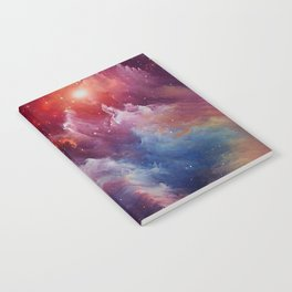 Misterious Space Notebook