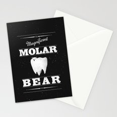 Molar Bear (Gentlemen's Edition) Stationery Cards