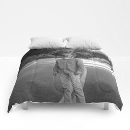 Smoke Head Comforters