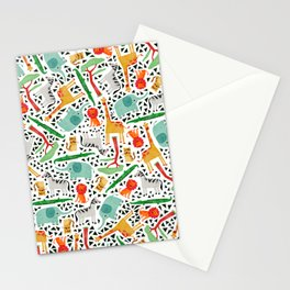 Wild animals 2 Stationery Cards