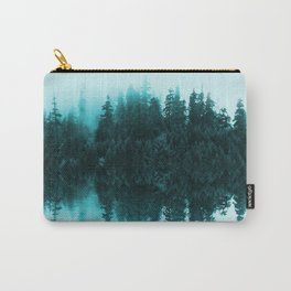 Cloudy Forest Carry-All Pouch