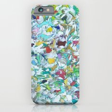 Abstract 86 Slim Case iPhone 6s
