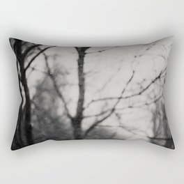 the silence of the forest ... Rectangular Pillow