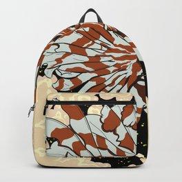 Helado de mazapan Backpack