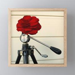 And, Hold It... Framed Mini Art Print