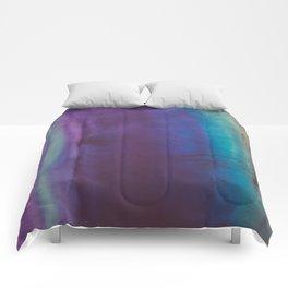 Bohemian Blue Earth Comforters