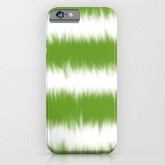 Green Tie Dye iPhone & iPod Case