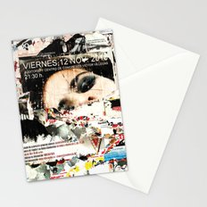 Collide 1 Stationery Cards