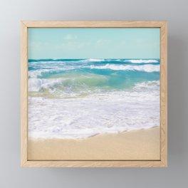 The Ocean Framed Mini Art Print