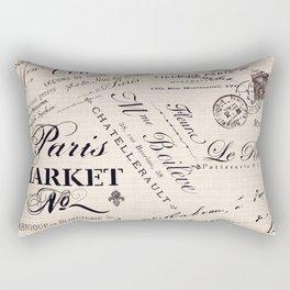 Paris Market 2 Rectangular Pillow