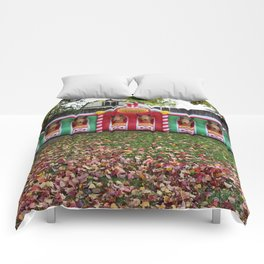 Santa's Getting Ready! Comforters
