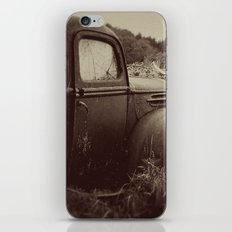 The Past iPhone & iPod Skin