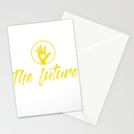 Your Friendly Psychic Tshirt Design mystical psychic fortune teller Stationery Cards