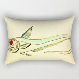 The Underdog Rectangular Pillow
