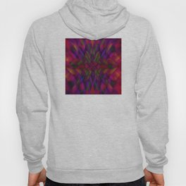Abstract color Dream Hoody